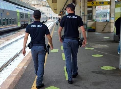 In fuga da oltre un anno, arrestato 36enne milanese a Genova Brignole