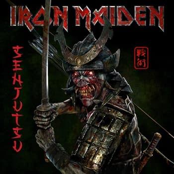 Iron Maiden, dopo 40 anni e 17 album ecco il nuovo album Senjutsu