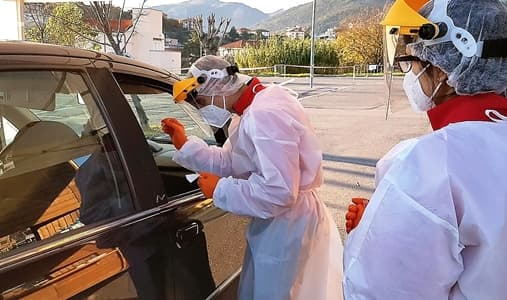 Coronavirus Liguria oggi 8 settembre 134 casi, 11 Savona e 67 Genova