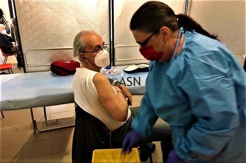 Vaccinazioni nel savonese, più a Levante, Sassello tra i primi