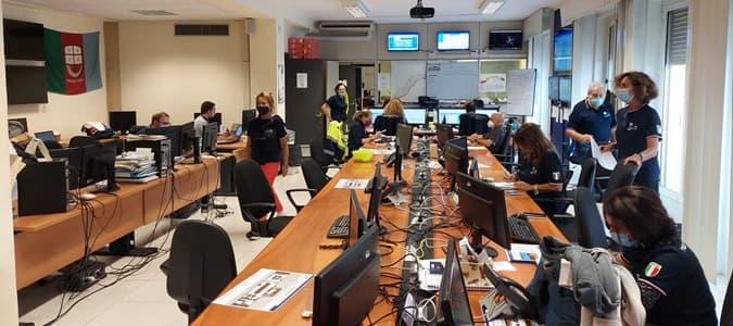 Pontinvrea, il presidente Toti in visita nel Comune colpito dal maltempo