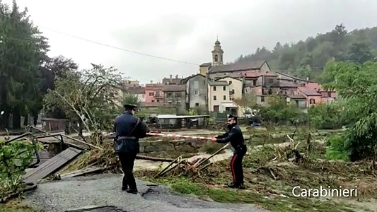 Coldiretti, aziende colpite a Stella, Giusvalla, Pontinvrea, Valbormida