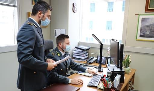 Genova. Operavano nel settore luce gas internet, bancarotta e 2 arresti