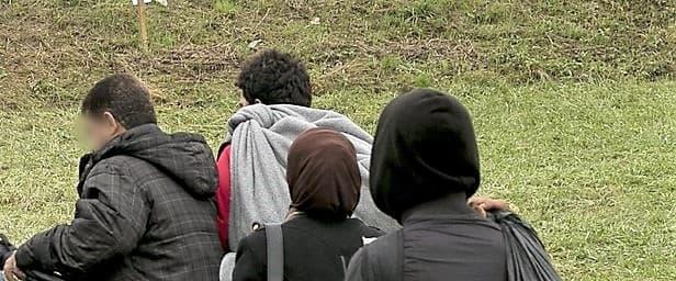 Nove migranti nascosti in un camion a Cairo Montenotte