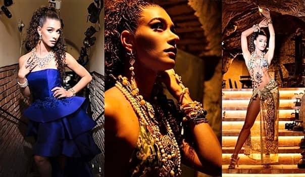 Caterina Di Fuccia rappresenta l'Italia alla finale di Miss Universo