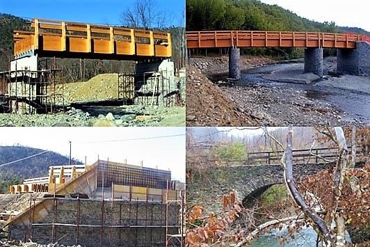 Sassello, aggiornamento Ponte dei Gulli e altre emergenze