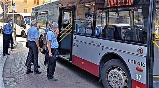 Trasporti savonesi estivi, Tpl Linea ha controllato oltre 30mila passeggeri