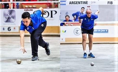 Italia Campione del Mondo bocce a coppie femminile e maschile ad Alassio