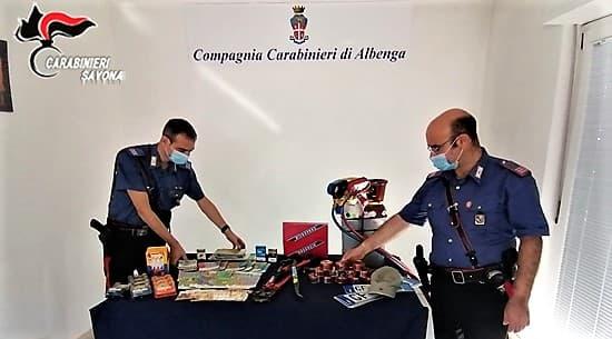 Furti estivi a Loano, Albenga e Riviera del Ponente, arrestato 48enne