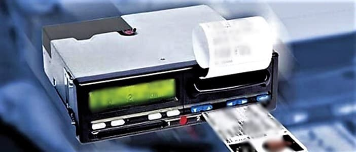 Cronotachigrafo manomesso. A12 denunciato autista di mezzo pesante
