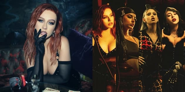 """Il ritorno piccante di Christina Aguilera """"Pa mis muchachas"""""""