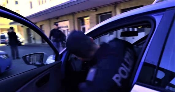 Botte alla compagna in stato di gravidanza. Arrestato a San Fruttuoso